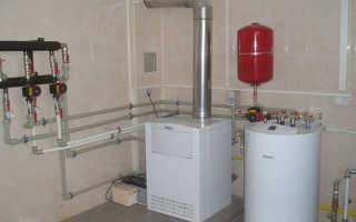 Подключение газового котла: нюансы подключения