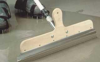 Время засыхания наливного пола под плитку или ламинат: как ускорить высыхание