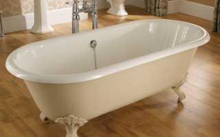 Как установить ножную ванну: секреты правильной установки