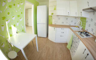 Как подобрать сочетание двух видов обоев в интерьере: гостинной, спални, кухни в доме