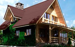 Чем покрыть дом снаружи и выбор покрытия крыши дома