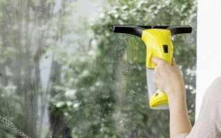 Мытье окон Kerher: если и как правильно использовать пароочистители Karcher и другие приспособления для мытья окон?