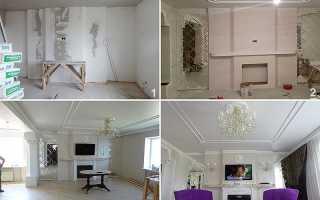 Материалы для внутренней отделки дома: пошаговая инструкция