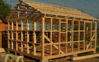 Преимущества постройки каркасной бани на даче: пошаговая инструкция