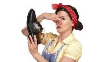 Как убрать запахи с обуви (если они пахнут потом, сыростью и т. Д.)