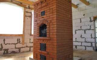 Как сделать печь Кузнецова с водяным отоплением дома своими руками