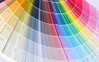 Что такое колеровка краски и как сделать правильно самому