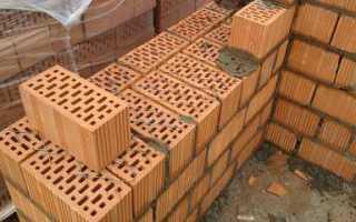 Схема кладки по полуторному кирпичу: что это такое, как класть кирпичную стену толщиной 380 мм, как формируются углы, технология строительства без утепления