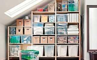Шкафы для вещей в частном доме своими руками или кладовка
