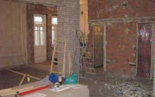 Последовательность ремонта в доме своими руками