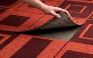 Как ковролин крепится на пол: пошаговая инструкция