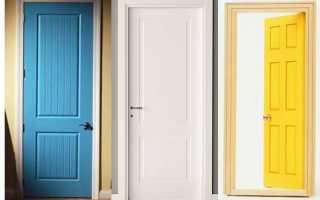 Как выбрать межкомнатные двери: советы по цвету, подобрать пол и стены, с чем сочетать темное или светлое в интерьере – 34 фото