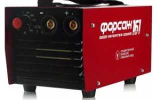 Форсаж-161: сварочное оборудование, стоит ли покупать- технические характеристики