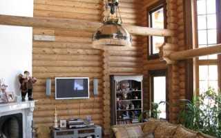 Как сделать детскую комнату в доме из бруса или бревна: примеры интерьера и дизайна комнат