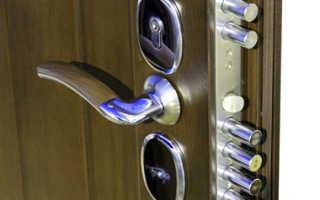 Лучший замок для металлической входной двери в дом