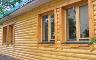 Как сделать отделку дома блок хаусом снаружи из дерева своими руками