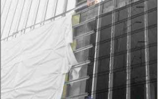 Узлы крепления вентилируемых фасадов: особенности монтажа