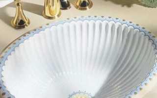 Керамические раковины: разбор одного из самых популярных – учебник по сантехнике |
