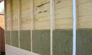 Как прикрепить утеплитель к деревянной стене внутри и снаружи