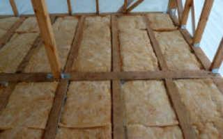 Как утеплить стены каркасного дома минеральной ватой своими руками