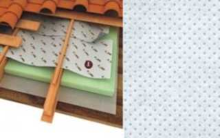 Паропроницаемая мембрана: правила укладки мембраны