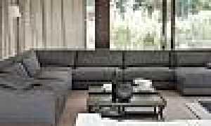 Как выбрать диван в гостиную по форме, размеру и цвету – 24 фото