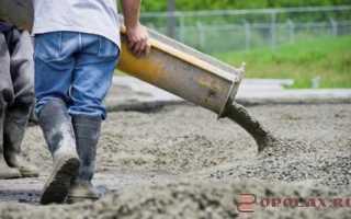 Марки бетона: как правильно выбрать марку бетона?