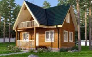 Как построить бюджетный дом для постоянного проживания своими руками