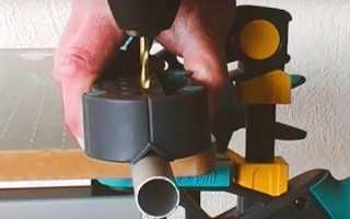 Виды кондукторов для сверления отверстий: где и как применять