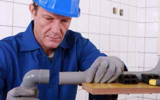 Монтаж пластикового трубоппровода своими руками: правильная установка и этапы его установки