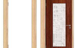 Установка дверных коробок из дерева или мдф своими руками
