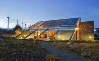Как построить энергоэффективный дом в России: технологии и проекты