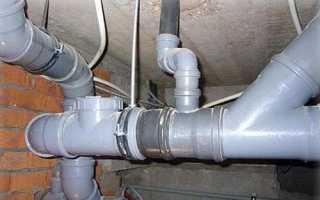 Полипропиленовые трубы для канализации: размеры и характеристики