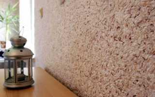 Виды жидких обоев для декорирования стен и потолков в доме: свойства и недостатки