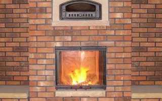 Печь верхнего горения: из кирпича, описание