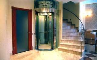 Лифт в частный дом: как выбрать и установить