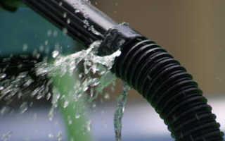 Установка клапана от протечки воды в квартире – полезный трюк для дома