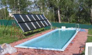 Солнечный водонагреватель: принцип действия