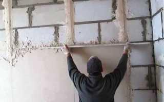 Как выровнять стены своими руками: методы и описание