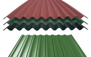 Ондулин или профнастил- что лучше для крыши частного дома