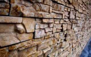 Отделка дома камнем снаружи: искусственным или настоящим