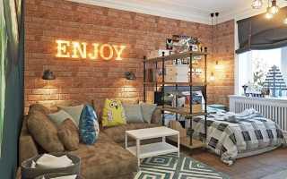 Какой декоративный кирпич для внутренней отделки комнаты: виды и плюсы облицовки