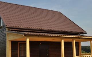 Как пристроить веранду к дачному дому строим своими руками: пошаговая инструкция