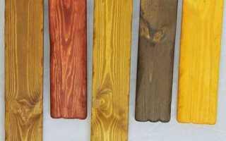 Как сделать морилку для дерева: для чего она нужна — какие цвета выбрать и на водной основе или акриловая