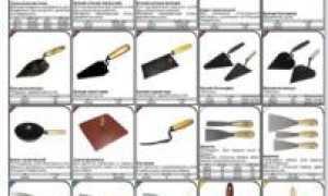 Инструменты для штукатурки стен цементным раствором: подготовка и нанесение