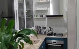 Кухня на балконе: 36 фото, реальные идеи для переезда