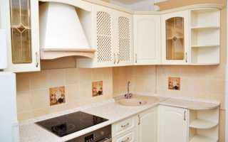 Как все вместить в маленькую кухню – советы, варианты