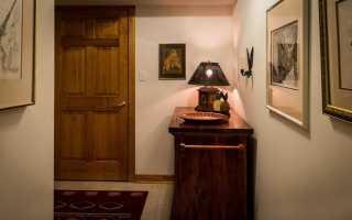 Декоративная штукатурка в прихожей в коридоре своими руками: виды и способ нанесения