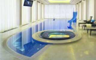 Как сделать бассейн внутри помещения дома и бани своими руками