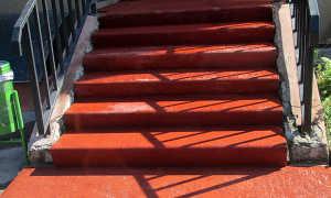 Плитка для ступеней лестницы у дома на улице для отделки: разновидности и размеры